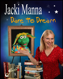 Jacki Manna Ventriloquist, Magician, Face Painter, Balloon Twister
