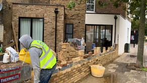 Extension in Herne Hill, Hurst Street, London