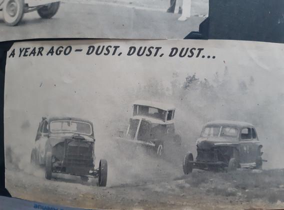 1958 unpaved
