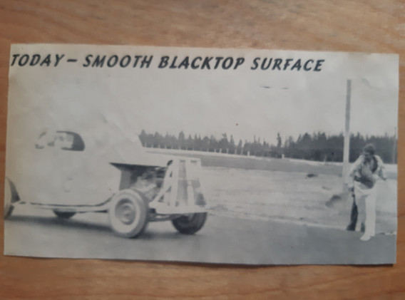 1959 after track paving