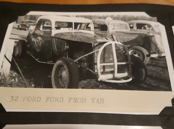 1932 Ford Coupe from Vancouver
