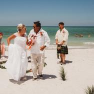 St. John's Pass, Madeira Beach Florida Wedding