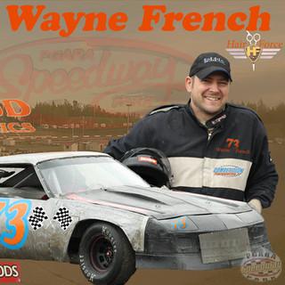 Wayne French 73 street stock