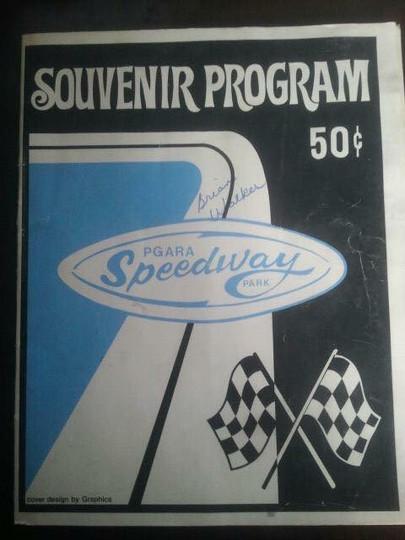 Title page,1977 prgram