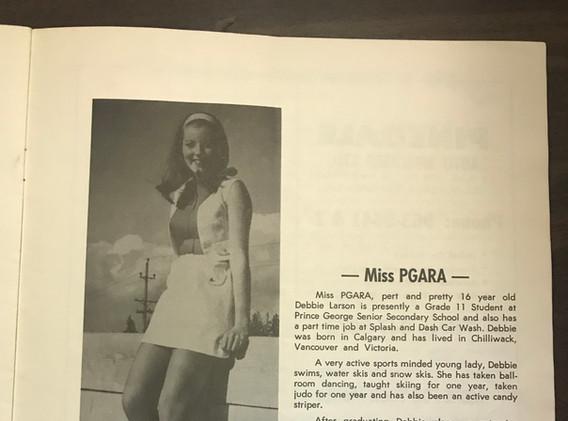 Ms. PGARA 1970