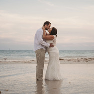Honeymoon Island Elopement Dunedin Florida