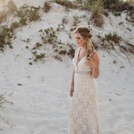 Beach Bride on Clearwater Beach FLorida