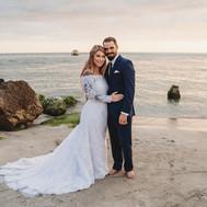 St. John's Pass wedding near Madeira Beach Florida