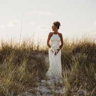 Treasure Island Florida Beach Bride