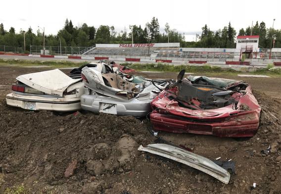 3 ex cars