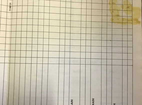 Scorecard page 2