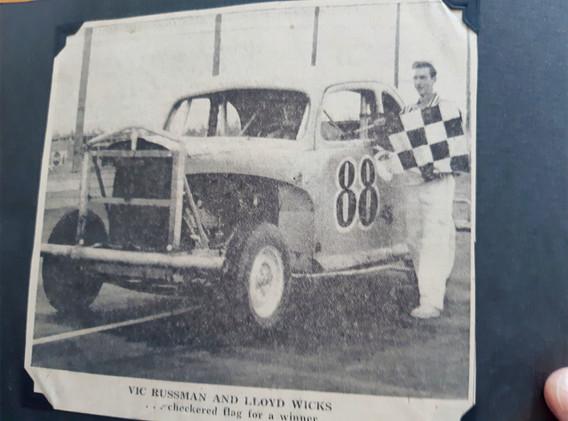 #88, Vic Rasmussen