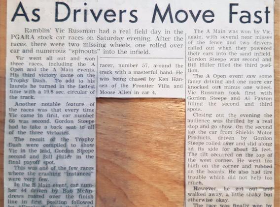 Undated article