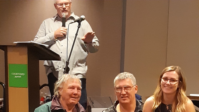 Kenny Heibert Award