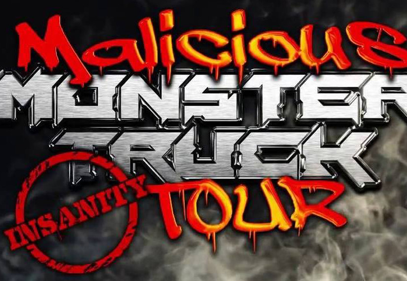 Malicious monster truck tour