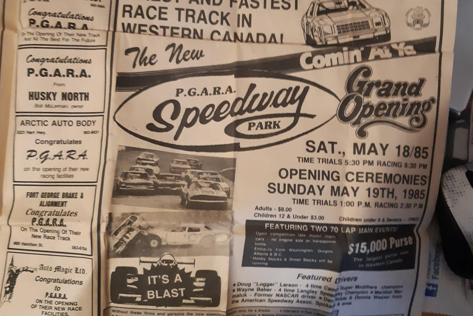 May 16 1985 Grand Opening page 3 (bottom)