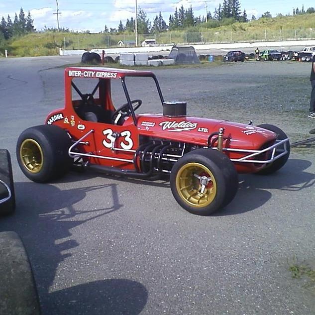 Vintage car 33
