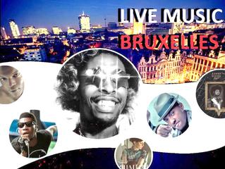 MUSIQUE LIVE : FÉVRIER.. RDV à Bruxelles