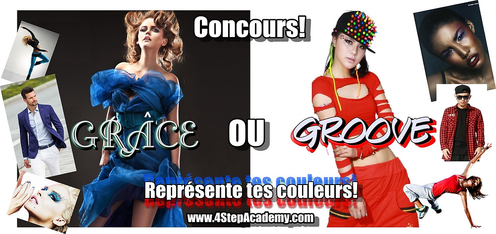 4 Step spectacle 2015 concours