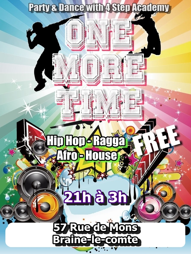 Soirée O.M.T (One More Time)