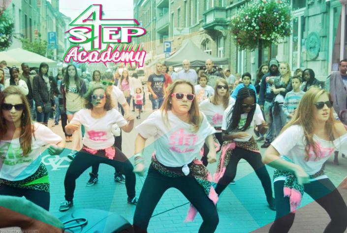Street Show 4 Step !