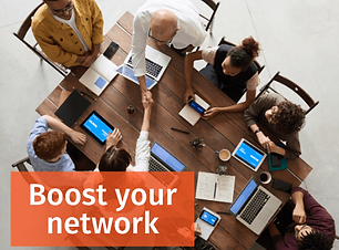 Boost your network workshop