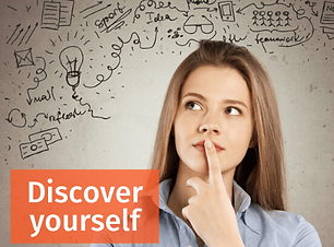 Discover yourself workshop