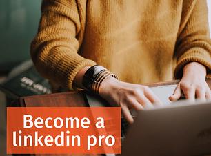 Become a linkedin pro workshop