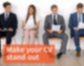 Make your cv stand out workshop