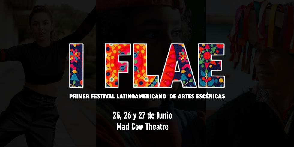 I Festival Latinoamericano de Artes Escénicas (COMBOS)