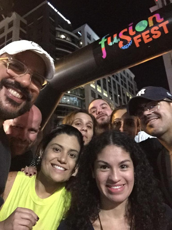 OpenSceneBlending Fusion Fest 2019
