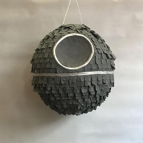 Piñata étoile noire