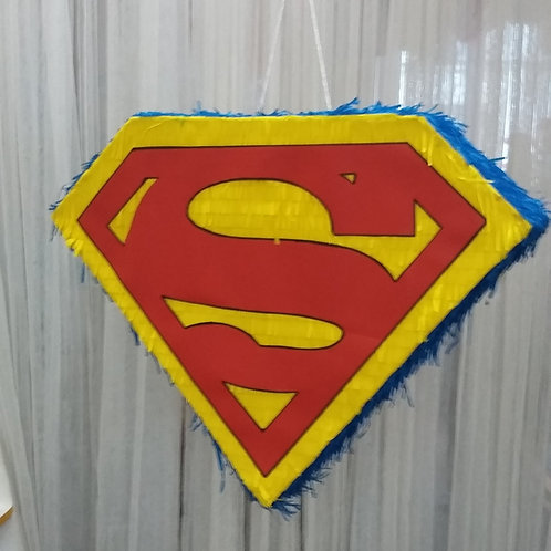 Piñata symbole Superman