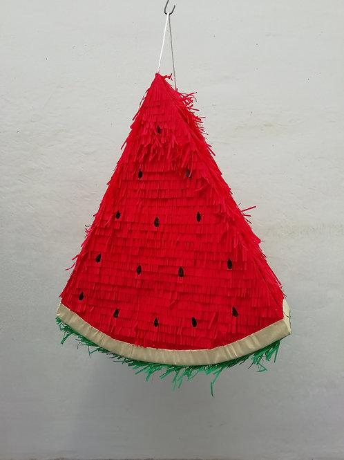 Piñata pastèque tranche
