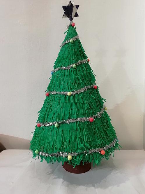 Piñata Sapin de Noël