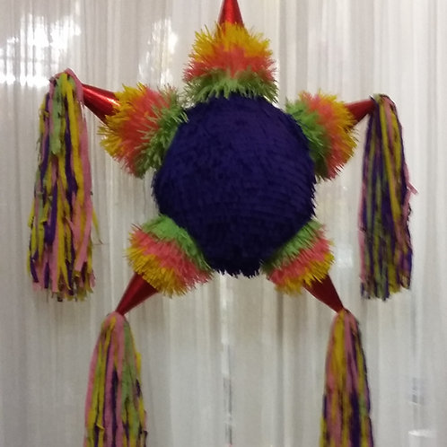 Piñata étoile mexicaine
