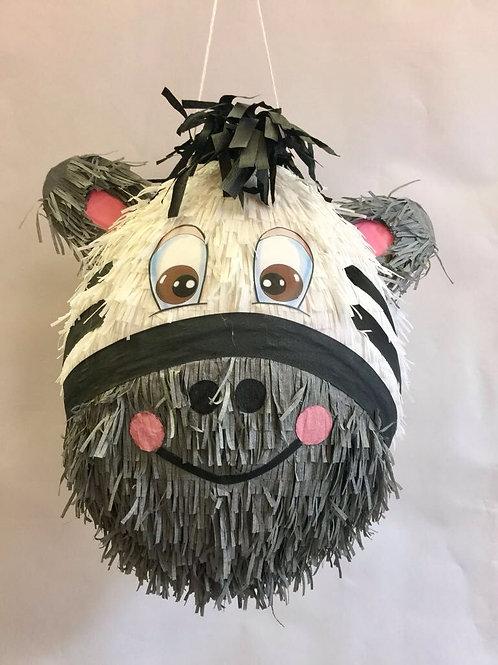Piñata zèbre