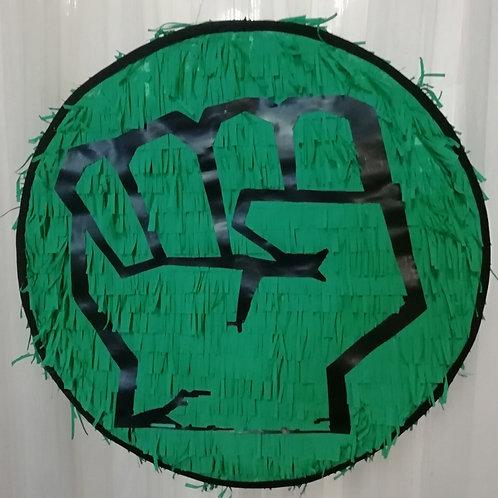 Piñata Symbole Hulk