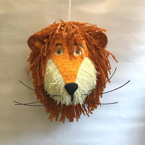 Piñata lion