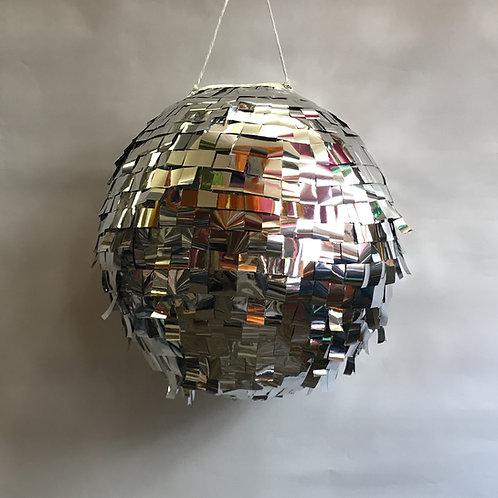 Piñata boule disco