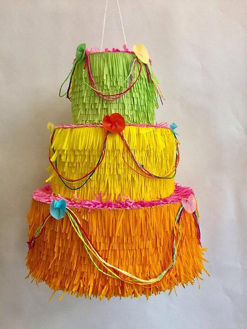 Piñata gâteau