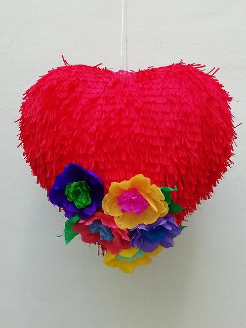 Piñata coeur
