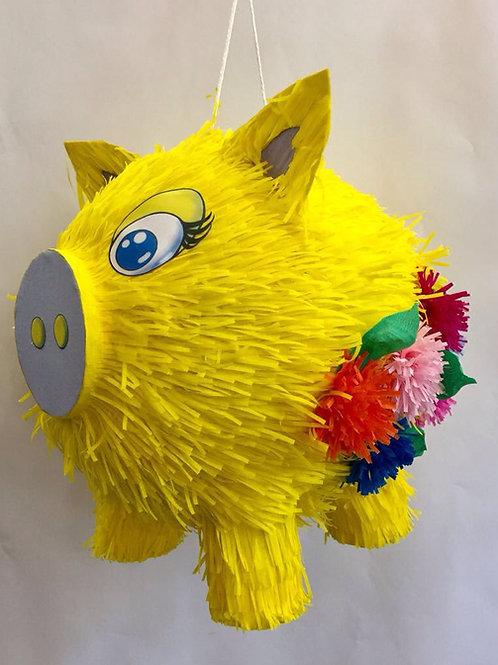 Piñata cochon