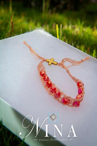 Nina Bracelt Rosaries