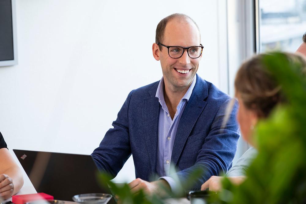 Tom Nordin appointed Managing Director, Spacent Sweden.