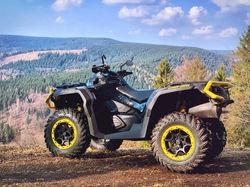 ATV Trail Exploring