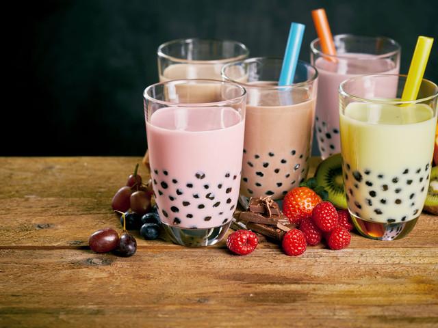 Milk Tea Mix/奶茶系列