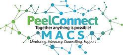 PeelConnect MACS logo