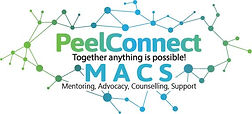 PeelConnect MACS logo