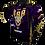 Thumbnail: Buffalo Paintball Custom Purple & Gold 2021 USA Jersey